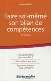 Gérard Roudaut - Faire soi-même son bilan de compétences.