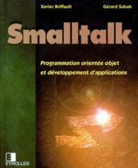 SMALLTALK. Programmation orientée objet et développement dapplications.pdf