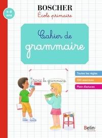 Gérard Sansey - Cahier de grammaire.