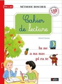 Gérard Sansey - Cahier de lecture.