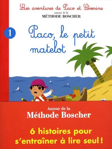 Gérard Sansey - Les aventures de Paco et Séverine - Autour de la méthode Boscher - Pack en 6 volumes.