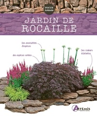 Gérard Sasias - Jardin de rocaille.