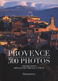 Gérard Sioen - Provence - 500 photos.