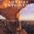 Gérard Sioen et Serge Bec - Villages en Provence.