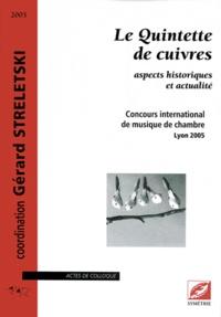 Era-circus.be Le quintette de cuivres : aspects historiques et actualité Image