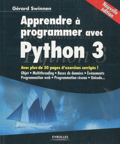 Apprendre à programmer avec Python 3 2e édition