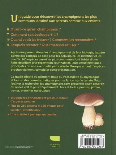 Le petit guide du mycologue. Identifier et cueillir les champignons