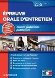 Gérard Terrien et Bruno Rapatout - Epreuve orale d'entretien catégories A et B.