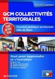 Gérard Terrien et Guy Barussaud - QCM collectivités territoriales - Fonction publique territoriale Ville de Paris.