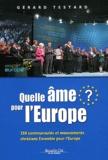 Gérard Testard - Quelle âme pour l'Europe ? - 250 communautés et mouvements chrétiens Ensemble pour l'Europe.