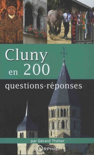 Histoiresdenlire.be Cluny en 200 questions-réponses Image