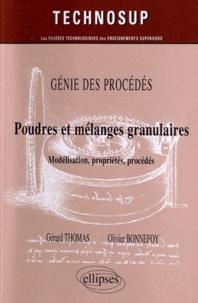 Poudres et mélanges granulaires - Modélisation, propriétés, procédés.pdf