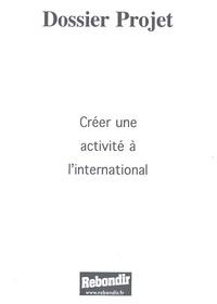 Gérard Touati - Créer une activité à l'international.