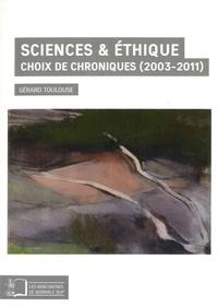 Sciences et éthique - Gérard Toulouse | Showmesound.org