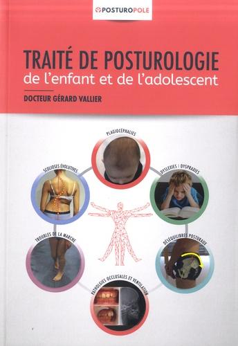 Traité de posturologie de l'enfant et de l'adolescent