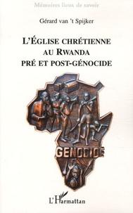 Histoiresdenlire.be L'Eglise chrétienne au Rwanda pré et post-génocide Image