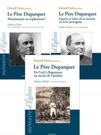 Deedr.fr Le Père Duparquet - 3 volumes Image