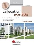 Gérard Vinson - La location meublée.