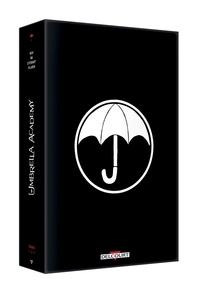 Gerard Way et Gabriel Ba - Umbrella Academy  : Coffret en 3 volumes - Tome 1, La suite apocalyptique ; Tome 2, Dallas ; Tome 3, Hôtel Oblivion.