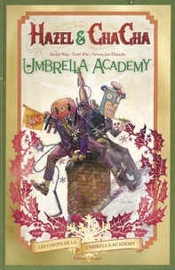 Gerard Way - Umbrella Academy - Hazel et Cha Cha.