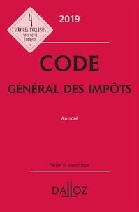 Gérard Zaquin - Code général des impôts annoté.