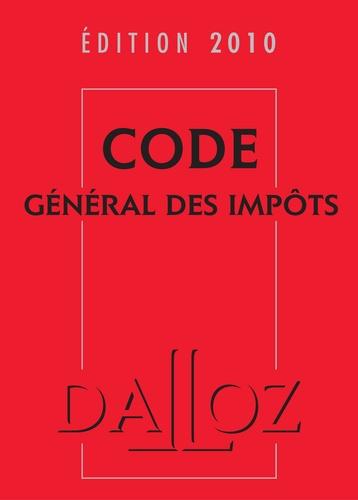 Gérard Zaquin - Code général des impots.