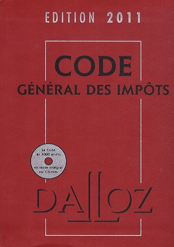 Gérard Zaquin - Code général des impôts. 1 Cédérom