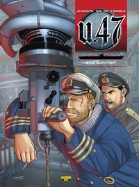 Gerardo Balsa et Mark Jennison - U.47 Tome 2 : Le survivant - Edition spéciale avec un ex-libris numéroté et signé par le dessinateur.