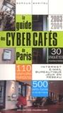Géraud Baritou - Le guide des cybercafés de Paris.