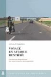 Géraud Magrin - Voyage en Afrique rentière - Une lecture géographique des trajectoires du développement.