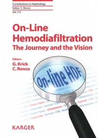 Histoiresdenlire.be On-Line Hemodiafiltration - The Journey and the Vision Image