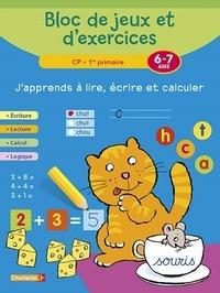 Gerd Stoop - J'apprends à lire, écrire et calculer (6-7ans).