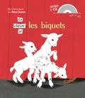 Gerda et Henri Gougaud - La chèvre et les biquets. 1 CD audio