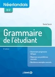 Gerda Sonck - Grammaire de l'étudiant - néerlandais B1-C2.