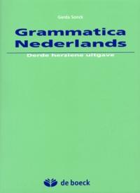 Gerda Sonck - Grammatica Nederlands - Derde herziene uitgave.