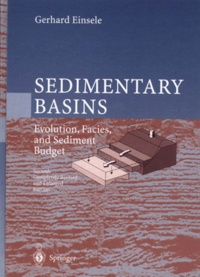 Sedimentary Basins. Evolution, Facies, and Sediment Budget, 2nd Edition - Gerhard Einsele pdf epub