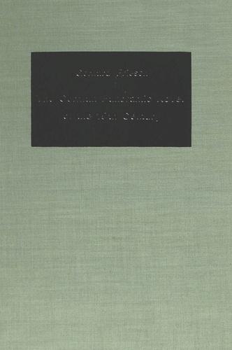 Gerhard Friesen - The German Panoramic Novel of the 19th Century.
