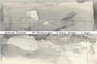 Gerhard Richter - Gerhard Richter 54 Zeichnungen 3 Graue Spiegel 1 Kugel /anglais/allemand.