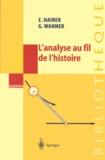 Gerhard Wanner et Ernst Hairer - L'analyse au fil de l'histoire.