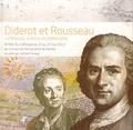 Gerhardt Stenger - Diderot et Rousseau - Littérature, science et philosophie.