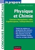 Germain Weber et Erwan Guélou - Physique et Chimie - Concours Manipulateur radio, Ergothérapeute, Audioprothésiste.
