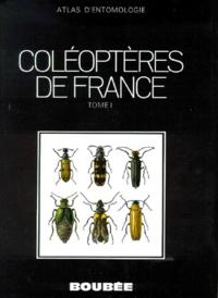Ucareoutplacement.be ATLAS DES COLEOPTERES DE FRANCE, BELGIQUE, SUISSE. Tome 1, Généralités, Carabes, Staphylins, Dytiques, Scarabées, 4ème édition Image