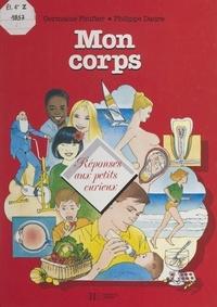 Germaine Finifter et Philippe Daure - Mon corps.