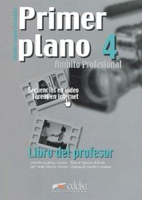 German Ruiperez Garcia et Blanca Aguirre Beltran - Primer plano 4 - Libro del professor.
