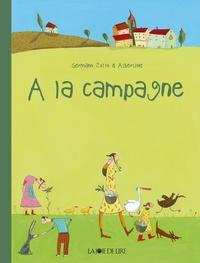 Germano Zullo et  Albertine - A la campagne.