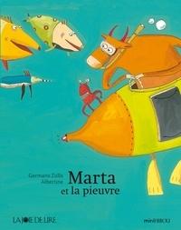 Germano Zullo - Marta et la pieuvre.