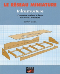 Gernot Balcke - Infrastructure - Directives pratiques pour l'élaboration et la réalisation.