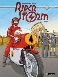 Géro et Baudouin Deville - Rider on the Storm Tome 3 : Rome.