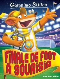 Geronimo Stilton - Finale de foot à Sourisia.