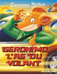 Geronimo Stilton - Geronimo l'as du volant.